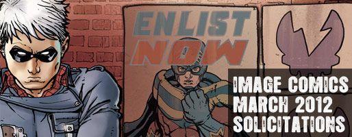 Image Comics Solicitations - On Sale Mar 2012
