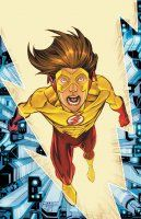 FLASHPOINT: KID FLASH LOST STARRING BART ALLEN #1