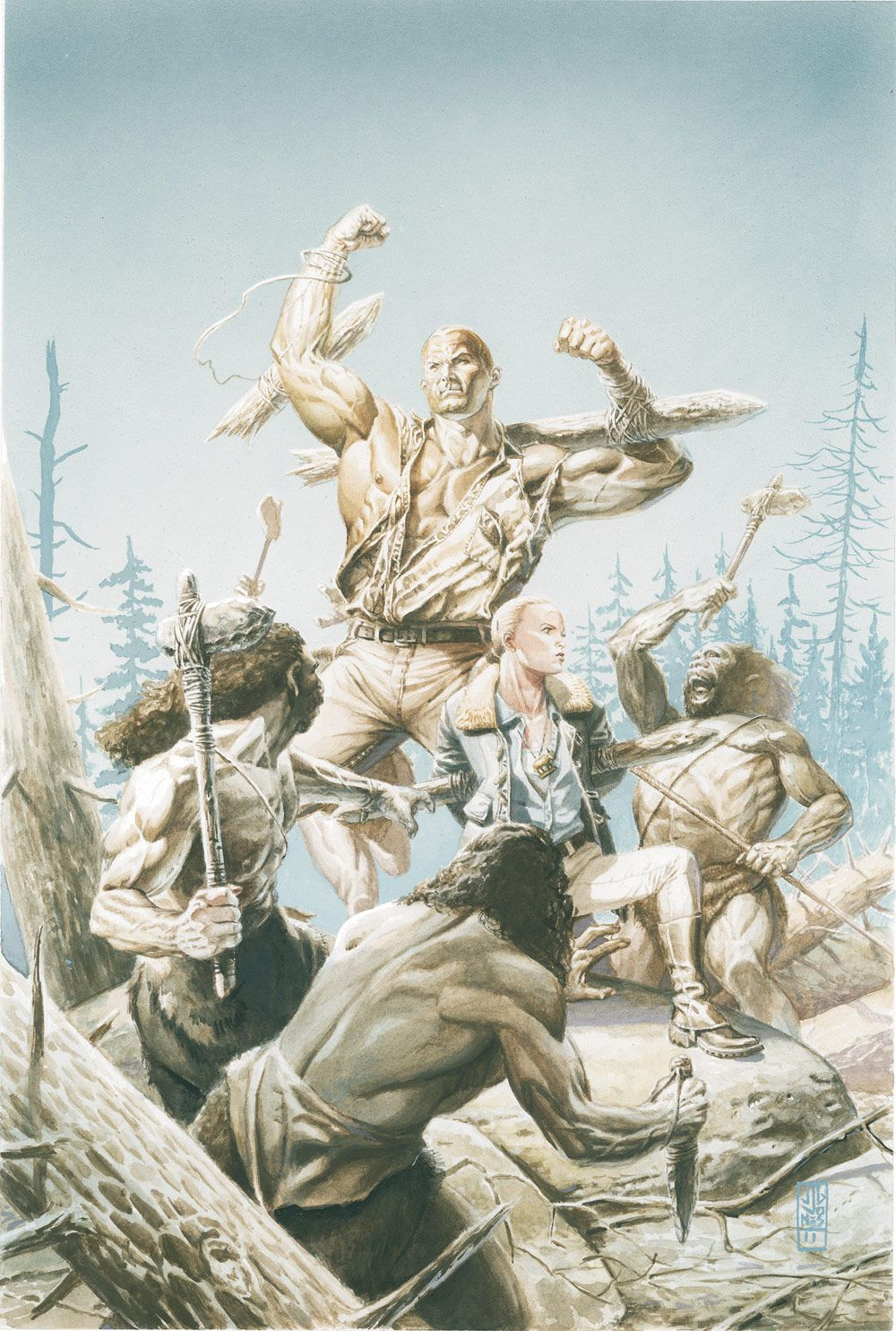 DOC SAVAGE #16