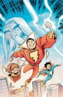 BILLY BATSON AND THE MAGIC OF SHAZAM!: BACK IN BLACK TP