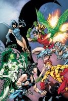 JUSTICE LEAGUE OF AMERICA: OMEGA HC