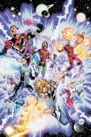 LEGION OF SUPER-HEROES 2: CONSEQUENCES HC