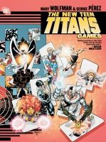 THE NEW TEEN TITANS: GAMES HC