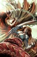 WITCHBLADE #149