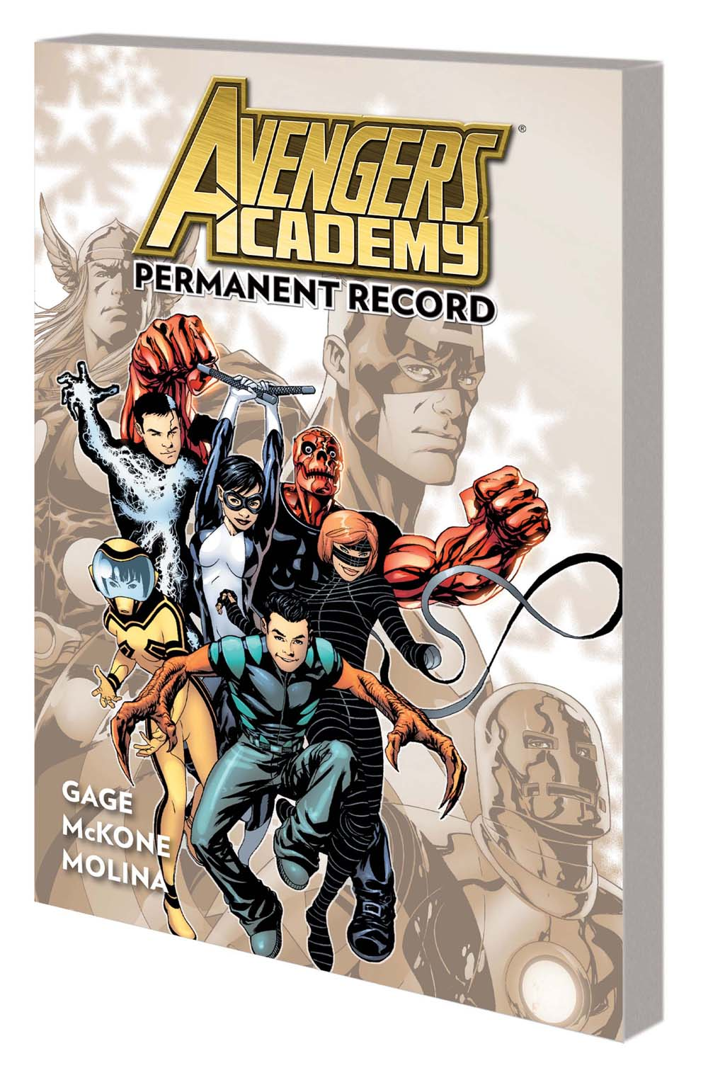 AVENGERS ACADEMY VOL. 1: PERMANENT RECORD TPB