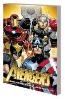 AVENGERS BY BRIAN MICHAEL BENDIS VOL. 1 TPB