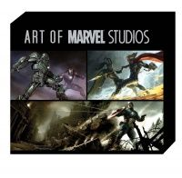 ART OF MARVEL STUDIOS HC SLIPCASE