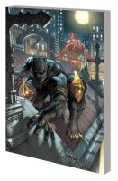 BLACK PANTHER: THE MAN WITHOUT FEAR VOL. 1 - URBAN JUNGLE TPB