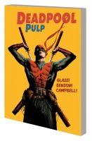 DEADPOOL PULP GN-TPB