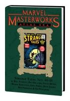 MARVEL MASTERWORKS: ATLAS ERA STRANGE TALES VOL. 5 HC - VARIANT EDITION VOL. 168 (DM ONLY)