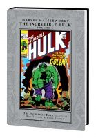 MARVEL MASTERWORKS: THE INCREDIBLE HULK VOL. 6 HC