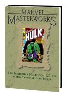 MARVEL MASTERWORKS: THE INCREDIBLE HULK VOL. 6 HC - VARIANT EDITION VOL. 167 (DM ONLY)