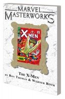 MARVEL MASTERWORKS: THE X-MEN VOL. 3 TPB - VARIANT EDITION VOL. 31 (DM ONLY)