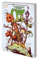 OZ: THE MARVELOUS LAND OF OZ GN-TPB