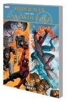 SPIDER-MAN/FANTASTIC FOUR TPB