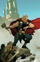 THOR: HEAVEN & EARTH #1 (of 4)