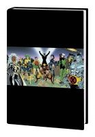 X-MEN BY CHRIS CLAREMONT & JIM LEE OMNIBUS VOL. 1 HC (Variant Cover)