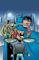 BATMAN: BRAVE AND THE BOLD #10