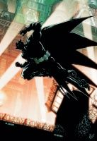 BATMAN: ARKHAM CITY #5
