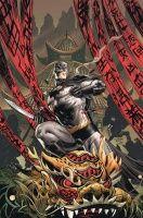 BATMAN: EYE OF THE BEHOLDER HC