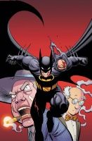 DC RETROACTIVE: BATMAN – THE '90S #1