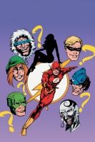 DC RETROACTIVE: THE FLASH – THE '80S #1