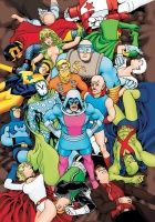 DC RETROACTIVE: JUSTICE LEAGUE OF AMERICA – THE '90S #1