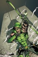 GREEN ARROW #1