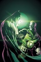 GREEN LANTERN: EMERALD WARRIORS #13