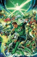 GREEN LANTERN: WAR OF THE GREEN LANTERNS HC