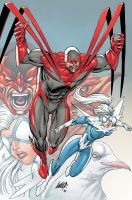 HAWK AND DOVE #1