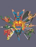 JUSTICE LEAGUE OF AMERICA ARCHIVES VOL. 10 HC