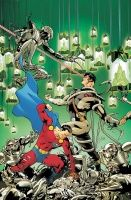 SUPERMAN: MON-EL – MAN OF VALOR TP