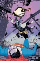 SUPERMAN/BATMAN: SORCERER KINGS HC
