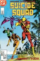 SUICIDE SQUAD: THE NIGHTSHADE ODYSSEY TP