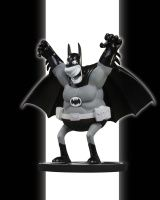BATMAN BLACK & WHITE STATUE: BATMAN BY SERGIO ARAGONES