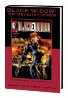 BLACK WIDOW: THE ITSY-BITSY SPIDER PREMIERE HC VARIANT EDITION VOL. 78 (DM ONLY)