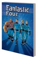FANTASTIC FOUR BY MARK WAID & MIKE WIERINGO ULTIMATE COLLECTION BOOK 2 TPB