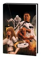 FF BY JONATHAN HICKMAN VOL. 1 PREMIERE HC EPTING COVER
