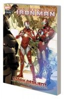 INVINCIBLE IRON MAN VOL. 6: STARK RESILIENT BOOK 2 TPB