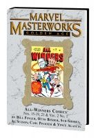 MARVEL MASTERWORKS: GOLDEN AGE ALL-WINNERS VOL. 4 HC — VARIANT EDITION VOL. 170 (DM ONLY)