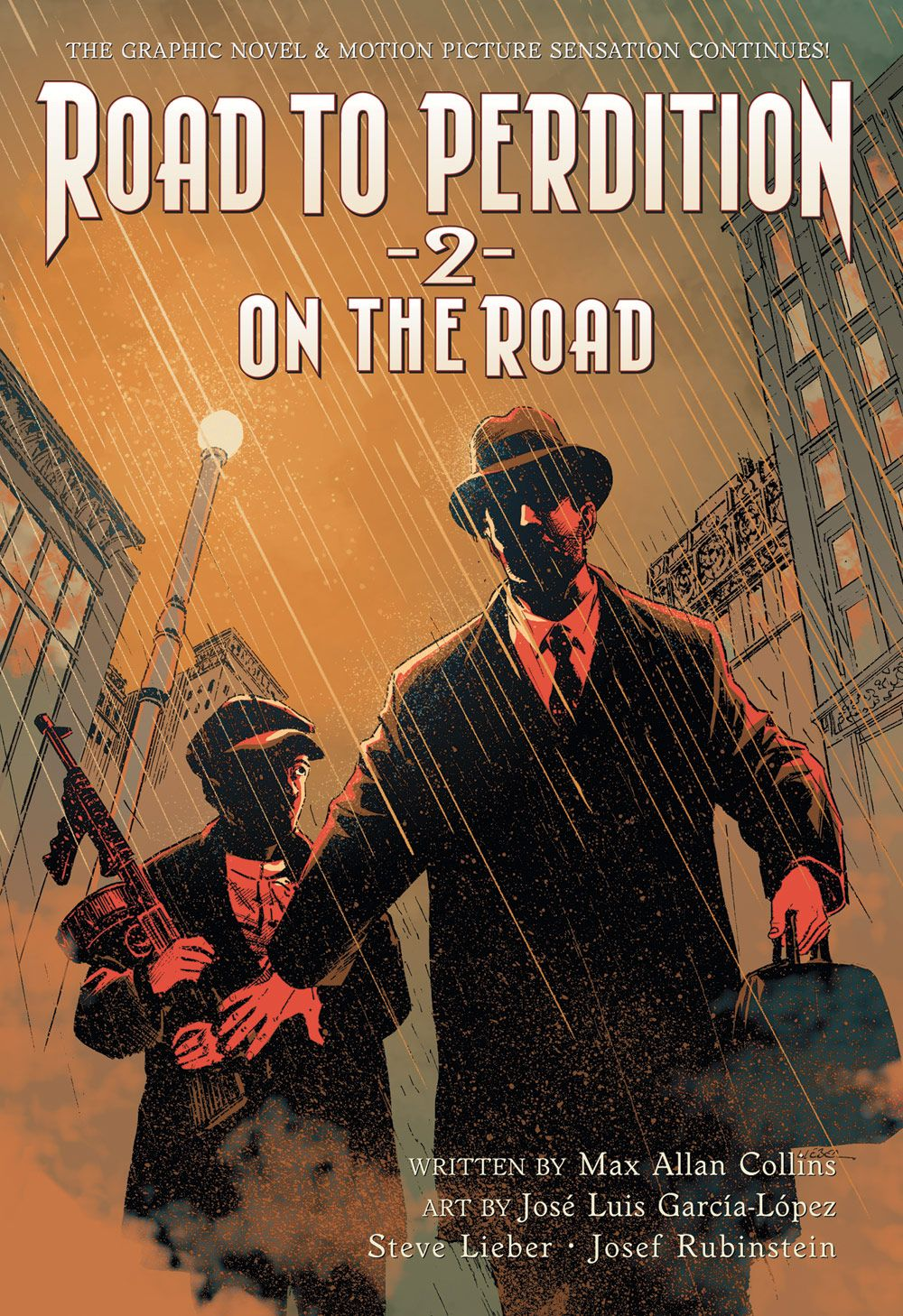 ROAD TO PERDITION 2: ON THE ROAD TP NEW EDITION