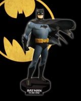 BATMAN YEAR ONE DVD BATMAN MAQUETTE