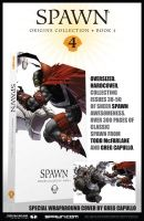 SPAWN: ORIGINS BOOK 4 HC