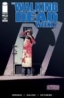 THE WALKING DEAD WEEKLY #39