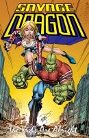 SAVAGE DRAGON: THE KIDS ARE ALRIGHT TP