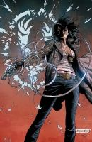 WITCHBLADE #150 story RON MARZ