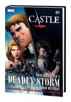 CASTLE: RICHARD CASTLE'S DEADLY STORM PREMIERE HC