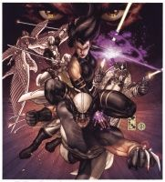 FEAR ITSELF: UNCANNY X-FORCE #3 (of 3)