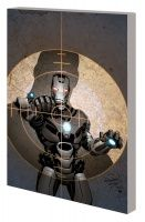 IRON MAN 2.0 VOL. 1: PALMER ADDLEY IS DEAD TPB